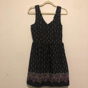 one clothing Dresses - Black v neck dress